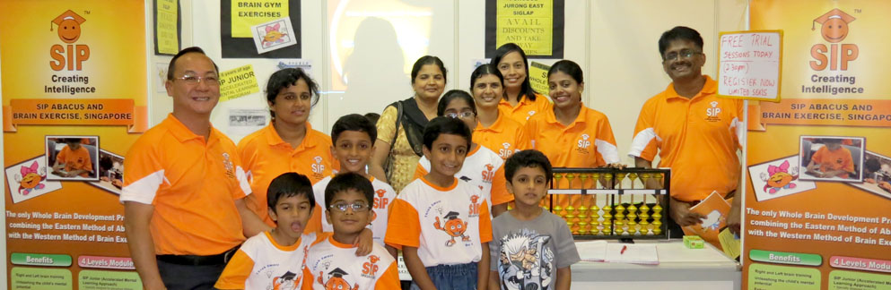 National Abacus Competition Winners